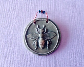 Sage Green Honeybee