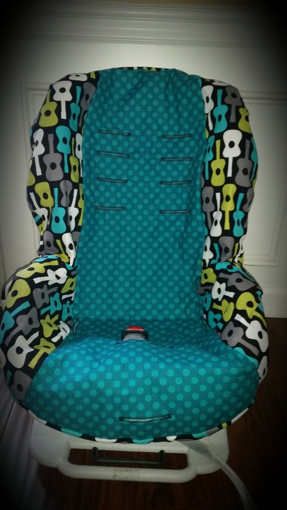 custom britax replacement car seat cover or slip by smileyseats. Black Bedroom Furniture Sets. Home Design Ideas