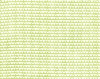 SALE - Fresh Cut - Lilac Meadows - For Moda - Celery - 1 Yard - 5.95 Dollars