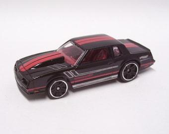 1986 Chevrolet Monte Carlo SS : Hot Rod, Man Cave, Refrigerator, Tool Box, Stocking Stuffer, Magnet