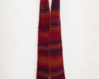 Super Reduced Season 18 Fourth Doctor Who Inspired Scarf