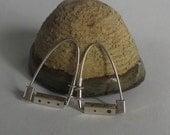 Sterling Perforated Hoop 3mm Tubing