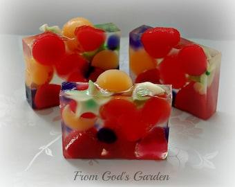 Handmade Glycerin Soap Fruit of the Spirit