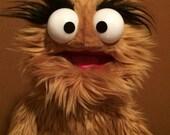 Happy Monster Puppet