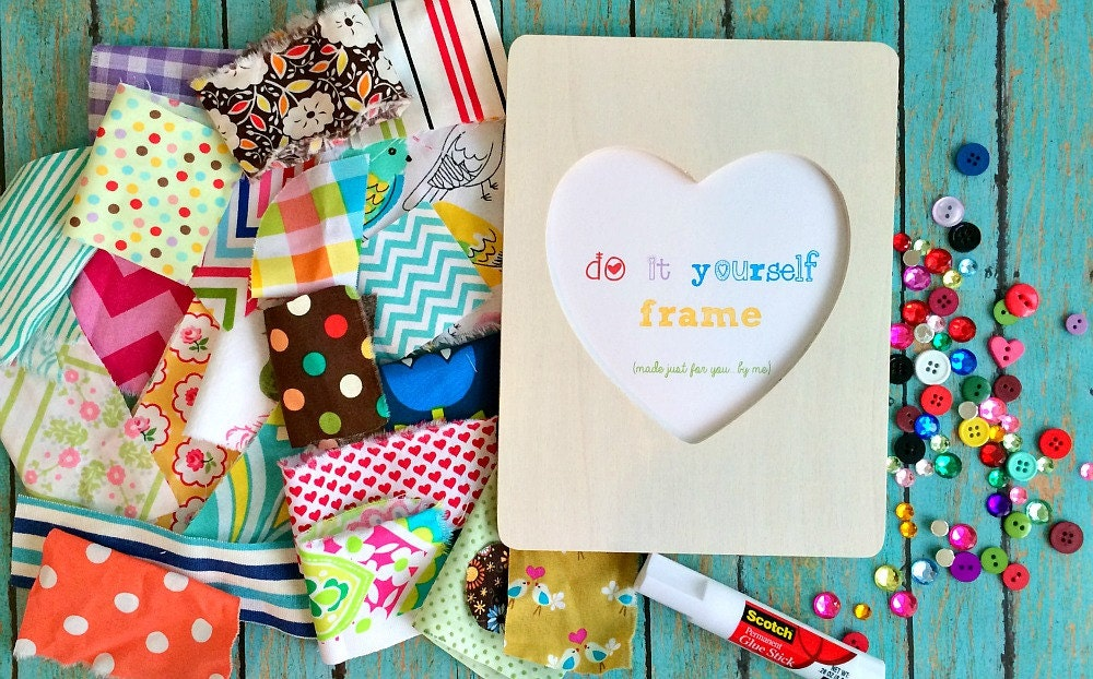 Do it Yourself Frame Craft Kit