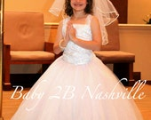 Wedding Dress Flower Girl...