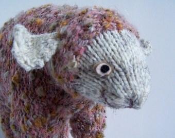 Baa Shee-Poof Sheep Stuffed Toy