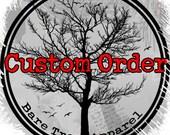 Custom order for creatyme