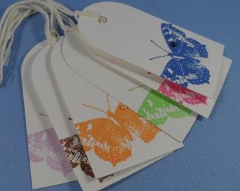 Gift Tags - Butterflies