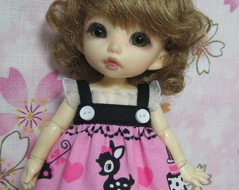 Deer Dress for Lati Yellow, Pukifee