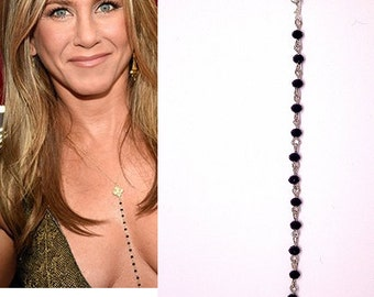 Necklace Of Jennifer Aniston,Celebrity Inspired Necklace - Jennifer Aniston Necklace