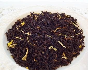 Hot Toddy Tea, Flavored Black Tea, Loose Leaf Tea