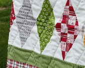 Prep Quilt Pattern - Download