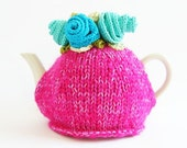 PDF Knitting pattern for a knitted tea cosy, tea cozy pattern, tea cosy pattern, tea cozy, knit tea cosy, easy pattern, for beginners