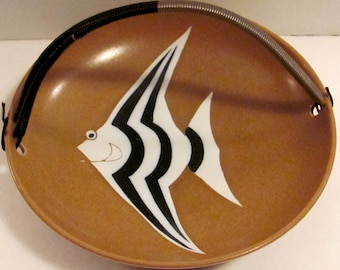 Vintage Fish Candy Dish