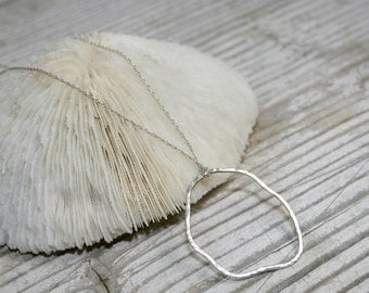 Freeform Layering Necklace