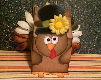 Thanksgiving treat box, deluxe thanksgiving treat box