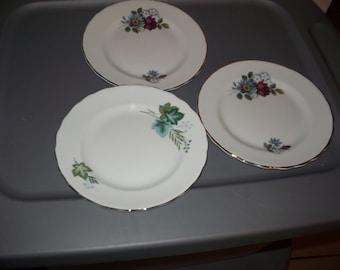 Taylor and Kent Elizabethan plates