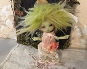 For Fidelia Fuuga Fidelina Isilmë CCC Firefly Faerie SHABBY CHIC Enchanted Tea Time