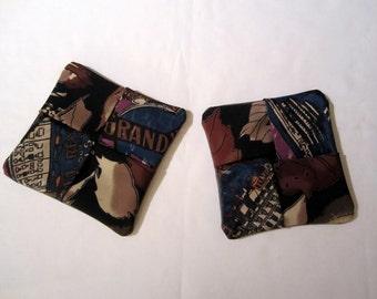 Origami Tie Coasters--GRAND