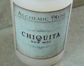 Chiquita - Hair Mist - Banana, Butter Rum, Sandalwood