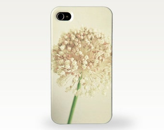 Floral Allium Phone Case for iPhone 4/4s, 5/5s, 5c, 6, 6 Plus and Samsung Galaxy S3, S4 - Sphere