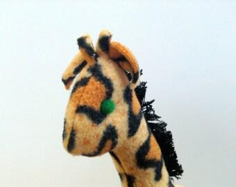 Baby Giraffe Pattern