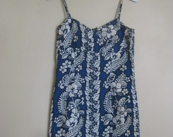 Hawaiian Sundress Hoku of Hawaii Hibiscus Design