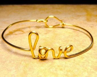 Mothers Day Sale, Name bracelet, Name, Mom, Grandma, love bracelet, bridesmaid gift,