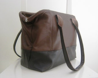 Brown Leather Doctor's bag