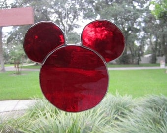 Mouse Ears Suncatcher