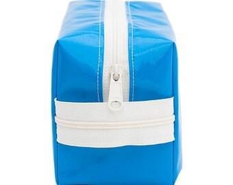 Oilcloth Make Up Bag Cosmetic Case Medium
