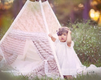 EMILY - teepee, tent, play tent, kids teepee