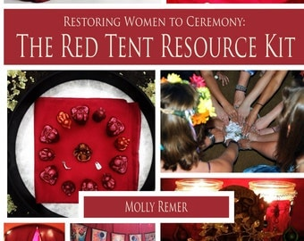 Red Tent Resource Kit (book only!)