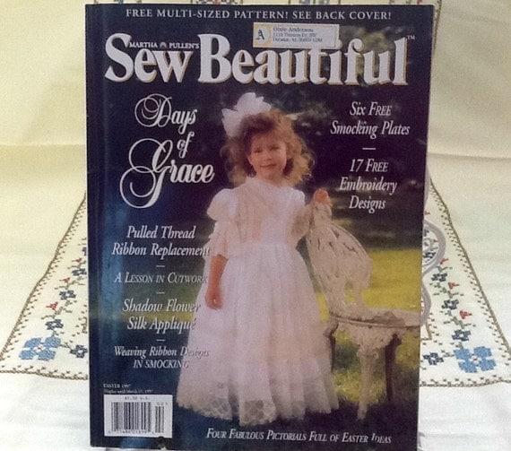 Sew Beautiful Easter 48