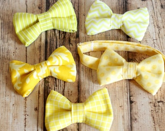 Bow Tie - Yellow