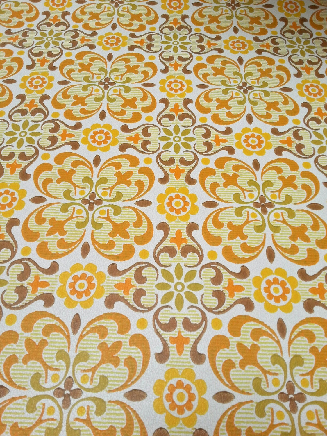 1970s vintage wallpaper retro - photo #18