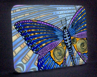 Butterfly Wings Cutting Board and Hotplate