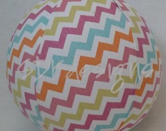 Balloon Ball - Modern Chevron - Great Toy for all ages. Also great for party decor.  As seen with Michelle Obama on Parenting.com