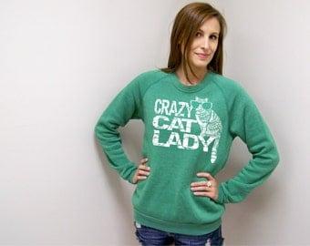 Sweatshirt, Funny cat sweatshirts, Cat Sweater, cat lover gift, Crazy Cat Lady, unisex sweatshirt, cats, funny sweatshirt, cat shirt, rctees