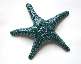 Starfish wall hanging