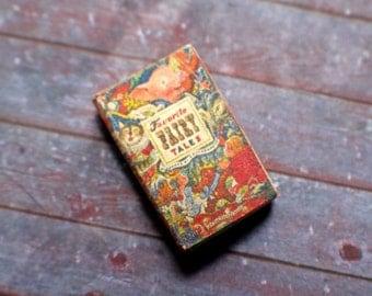 Miniature Book --- Favorite Fairy Tales