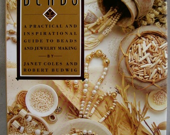 The Book of Beads by J. Cole and R Budwig (1990) (Vintage Reference)