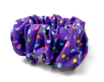 items similar to white hair scrunchie hair tie sweet