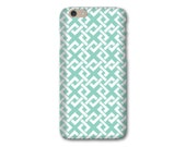 Lattice iPhone Case, Lucite Green iPhone 5S Case Spring Collection iPhone 5C Case iPhone 6 Plus Case, Samsung Galaxy