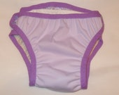 Light purple pocket Training pants