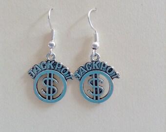 Jackpot earrings