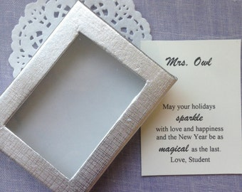 Bouquet Charm See Through Picture Frame Charm Choose Frame