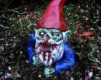 """Zombie Gnome-""""Rising Dead"""""""
