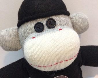 George the Star Wars fan Sock Monkey